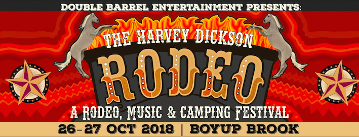 The Harvey Dickson Rodeo